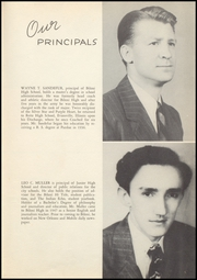 Page 17, 1949 Edition, Biloxi High School - Indian Echo Yearbook (Biloxi, MS) online yearbook collection