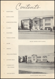 Page 8, 1949 Edition, Biloxi High School - Indian Echo Yearbook (Biloxi, MS) online yearbook collection