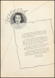 Page 9, 1949 Edition, Biloxi High School - Indian Echo Yearbook (Biloxi, MS) online yearbook collection