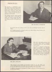 Page 15, 1950 Edition, Biloxi High School - Indian Echo Yearbook (Biloxi, MS) online yearbook collection