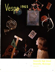 Page 3, 1965 Edition, Greenville High School - Vespa Yearbook (Greenville, MS) online yearbook collection