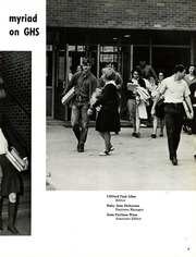 Page 9, 1965 Edition, Greenville High School - Vespa Yearbook (Greenville, MS) online yearbook collection