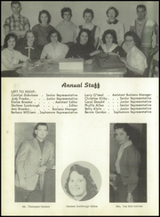 Page 14, 1958 Edition, Harrison Central High School - Rebel Yearbook (Gulfport, MS) online yearbook collection