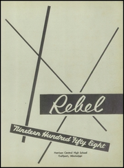 Page 7, 1958 Edition, Harrison Central High School - Rebel Yearbook (Gulfport, MS) online yearbook collection