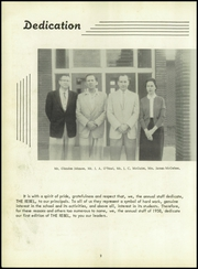 Page 8, 1958 Edition, Harrison Central High School - Rebel Yearbook (Gulfport, MS) online yearbook collection