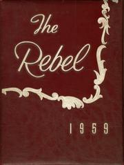Page 1, 1959 Edition, Harrison Central High School - Rebel Yearbook (Gulfport, MS) online yearbook collection