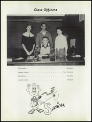 Page 12, 1959 Edition, Harrison Central High School - Rebel Yearbook (Gulfport, MS) online yearbook collection