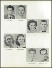 Page 13, 1959 Edition, Harrison Central High School - Rebel Yearbook (Gulfport, MS) online yearbook collection