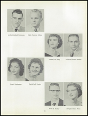 Page 15, 1959 Edition, Harrison Central High School - Rebel Yearbook (Gulfport, MS) online yearbook collection