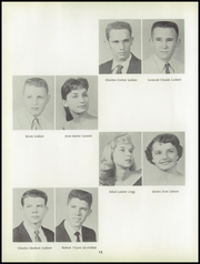 Page 16, 1959 Edition, Harrison Central High School - Rebel Yearbook (Gulfport, MS) online yearbook collection
