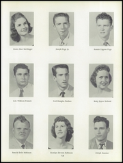 Page 17, 1959 Edition, Harrison Central High School - Rebel Yearbook (Gulfport, MS) online yearbook collection