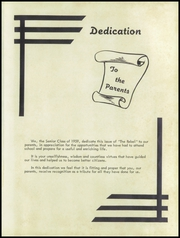 Page 5, 1959 Edition, Harrison Central High School - Rebel Yearbook (Gulfport, MS) online yearbook collection