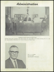 Page 7, 1959 Edition, Harrison Central High School - Rebel Yearbook (Gulfport, MS) online yearbook collection