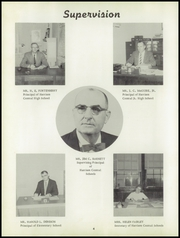 Page 8, 1959 Edition, Harrison Central High School - Rebel Yearbook (Gulfport, MS) online yearbook collection