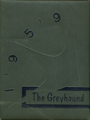 1959 Edition, Ocean Springs High School - Greyhound Yearbook (Ocean Springs, MS)