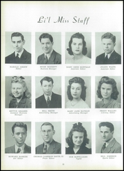 Hattiesburg High School - Lil Miss Yearbook (Hattiesburg, MS) online yearbook collection, 1941 Edition, Page 16