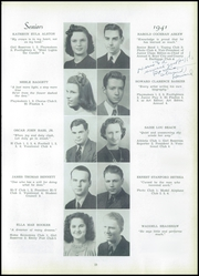 Hattiesburg High School - Lil Miss Yearbook (Hattiesburg, MS) online yearbook collection, 1941 Edition, Page 19
