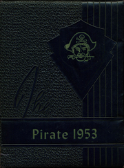 1953 Edition, Pearl McLaurin High School - Pirate Yearbook (Jackson, MS)