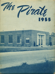 1955 Edition, Pearl McLaurin High School - Pirate Yearbook (Jackson, MS)
