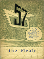 1957 Edition, Pearl McLaurin High School - Pirate Yearbook (Jackson, MS)