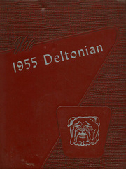 1955 Edition, Greenwood High School - Deltonian Yearbook (Greenwood, MS)