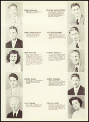 Page 15, 1950 Edition, Starkville High School - Yellow Jacket Yearbook (Starkville, MS) online yearbook collection