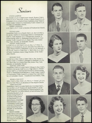 Page 12, 1954 Edition, Starkville High School - Yellow Jacket Yearbook (Starkville, MS) online yearbook collection