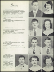 Page 14, 1954 Edition, Starkville High School - Yellow Jacket Yearbook (Starkville, MS) online yearbook collection