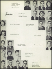 Page 16, 1954 Edition, Starkville High School - Yellow Jacket Yearbook (Starkville, MS) online yearbook collection