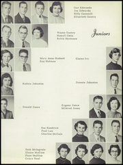 Page 17, 1954 Edition, Starkville High School - Yellow Jacket Yearbook (Starkville, MS) online yearbook collection