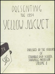 Page 5, 1954 Edition, Starkville High School - Yellow Jacket Yearbook (Starkville, MS) online yearbook collection