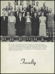Page 6, 1954 Edition, Starkville High School - Yellow Jacket Yearbook (Starkville, MS) online yearbook collection
