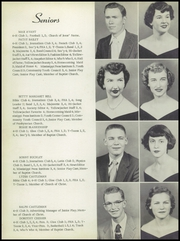 Page 8, 1954 Edition, Starkville High School - Yellow Jacket Yearbook (Starkville, MS) online yearbook collection