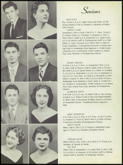 Page 9, 1954 Edition, Starkville High School - Yellow Jacket Yearbook (Starkville, MS) online yearbook collection