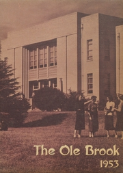 Page 1, 1953 Edition, Brookhaven High School - Ole Brook Yearbook (Brookhaven, MS) online yearbook collection