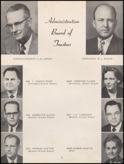 Page 12, 1953 Edition, Brookhaven High School - Ole Brook Yearbook (Brookhaven, MS) online yearbook collection