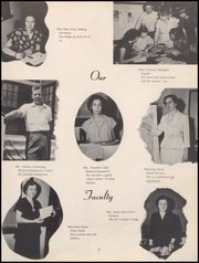 Page 13, 1953 Edition, Brookhaven High School - Ole Brook Yearbook (Brookhaven, MS) online yearbook collection