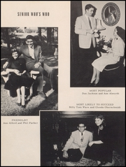 Page 14, 1954 Edition, Brookhaven High School - Ole Brook Yearbook (Brookhaven, MS) online yearbook collection