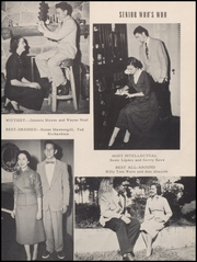 Page 15, 1954 Edition, Brookhaven High School - Ole Brook Yearbook (Brookhaven, MS) online yearbook collection