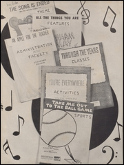 Page 6, 1954 Edition, Brookhaven High School - Ole Brook Yearbook (Brookhaven, MS) online yearbook collection