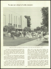 Page 12, 1960 Edition, McComb High School - Camellian Yearbook (McComb, MS) online yearbook collection