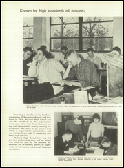 Page 14, 1960 Edition, McComb High School - Camellian Yearbook (McComb, MS) online yearbook collection