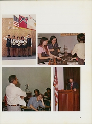 Page 13, 1975 Edition, Watkins High School - Tornado Yearbook (Laurel, MS) online yearbook collection