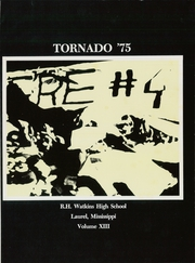 Page 5, 1975 Edition, Watkins High School - Tornado Yearbook (Laurel, MS) online yearbook collection