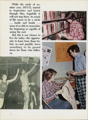 Page 8, 1975 Edition, Watkins High School - Tornado Yearbook (Laurel, MS) online yearbook collection