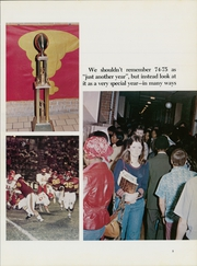 Page 9, 1975 Edition, Watkins High School - Tornado Yearbook (Laurel, MS) online yearbook collection