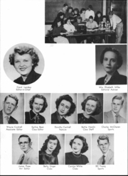 Page 10, 1949 Edition, West Point High School - Green Wave Yearbook (West Point, MS) online yearbook collection