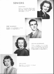 Page 15, 1949 Edition, West Point High School - Green Wave Yearbook (West Point, MS) online yearbook collection