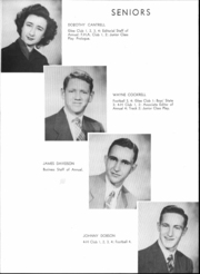 Page 16, 1949 Edition, West Point High School - Green Wave Yearbook (West Point, MS) online yearbook collection