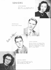 Page 17, 1949 Edition, West Point High School - Green Wave Yearbook (West Point, MS) online yearbook collection
